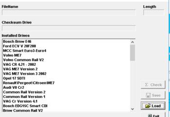 Checksum corrector,Tuning service,Download winols,Egr off,Ecu flash